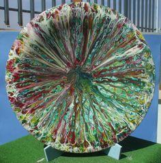 "Ceramica ""meridiana del mare"" cm. 50 anno 2010"
