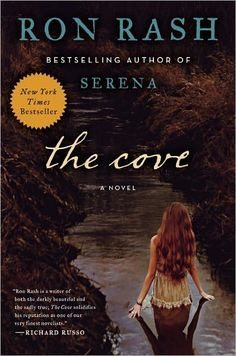 "The Cove by Ron Rash - just finished this about 10 minutes ago! Great (sad!) book. His book ""Serena"" is also a terrific read."
