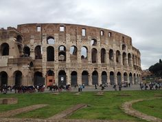 I love Rome and it is alwats great to explore it