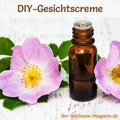 Gesichtscreme selber machen: So können Sie eine Vitamin A Creme selber machen, probieren Sie das folgende Rezept mit Anleitung ...