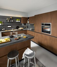 Luxury German Kitchen Design Company in Dubai Kitchen Inspirations, Kitchen Design Small, Kitchen Design Open, Artisan Interiors, Kitchen Remodel, Contemporary Kitchen, Cheap Kitchen Cabinets, Kitchen Layout, Modern Kitchen Design