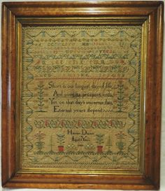 in Antiques, Linens & Textiles (Pre-1930), Samplers