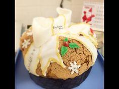#Cucina - DIY - Panettone decorato per le feste