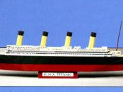 RMS Titanic Ver.3 Free Ship Paper Model Download