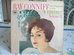 Lp. Ray Conniff Concert Volume 2 Capa Dura Original . - R$ 25,00 no MercadoLivre