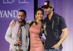 LOS ANGELES (AP) -- Jennifer Lopez, Enrique Iglesias and Wisin Y Yandel are touring together this summer. Lopez and Iglesias announced Monday in Los Angeles that the 20-city MEGA concert tour will begin July 14 in Montreal.