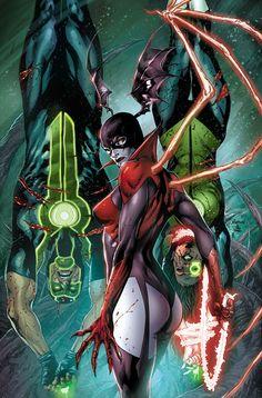 "#Lantern's #Corps #Fan #Art. (Green Lanterns. ""Rage Planet""  (Part Two) Vol.1#2 Cover) By: Robson Rocha & Joe Prado & Rod Reis. (THE * 5 * STÅR * ÅWARD * OF: * AW YEAH, IT'S MAJOR ÅWESOMENESS!!!™)[THANK Ü 4 PINNING!!!<·><]<©>ÅÅÅ+(OB4E)"