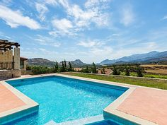 Rethymno villa rental - Just sit by the pool and let the summer breeze revitalise you! Summer Breeze, Private Pool, Thalia, Swimming Pools, Villa, Park, Lifestyle, Beach, Travel
