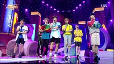 """GOT7 """"Intro"""" & """"딱 좋아(Just right)"""" Comeback Stage @ SBS Inkigayo 2015.07.19"""