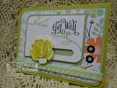 Stampin up, simple stems, stylin stampin inkspiration