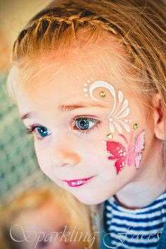 Galerie - Sparkling Faces. Kinderschminken. Farbenverkauf. Kurse.