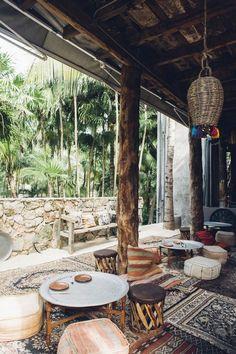 Nomade Hotel, Tulum Mexico