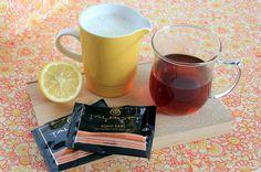 Good Girl Style: Earl Gray Lemon Latte