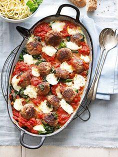 12 Italian comfort food recipes 7 - Emma Lee home I Love Food, A Food, Good Food, Food And Drink, Yummy Food, Quick Healthy Meals, Good Healthy Recipes, Comfort Food, No Cook Meals