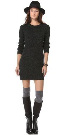 Club Monaco Amelia Sweater Dress