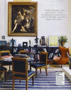 Habitually Chic® » The House that Perfume Built