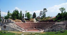 Roman Theater in Switzerland