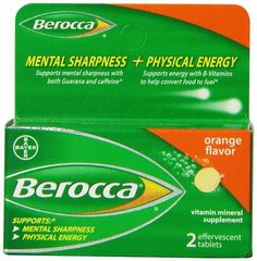 Give Yourself a Boost With Berocca Vitamin Mineral Supplements!