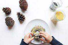 hiver oiseaux nourriture - Google zoeken Recherche Google, Rings, Floral, Wildlife, Table, Food, Winter, Noel, Ring