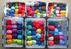 Knitting Galore: Feeling Guilty About Your Yarn Stash?