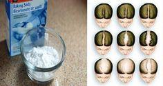Baking Soda Shampoo Your Hair Will Grow Like It's Magic!