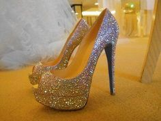 what do you think of these high heels I find him very beautiful