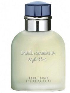 e53b679f Dolce & Gabbana Light Blue Pour Homme Eau De Toilette for Men, 2.5 Oz