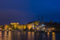 Before returning to Rochefort, the Hermione will be stopping in Brest, France.