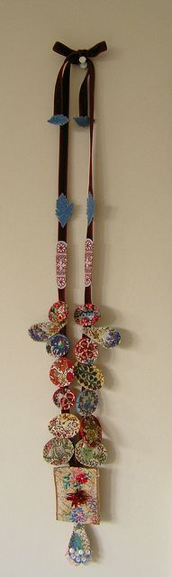 Kaori necklace by blue-field, via Flickr