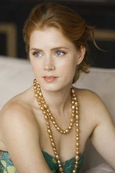 Amy Adams. Takes the acting jobs that know one else will:) And gets nominated for most of them.