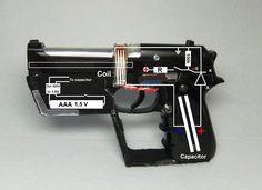 Top 5 coil guns hacked gadgets diy tech blog diy pinterest do it yourself gadgets coil gun movie prop solutioingenieria Images