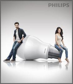 Shruti Haasan, Ranbir Kapoor - Philips (2).jpg