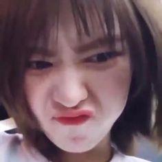 Red Velvet Wendy, Red Velvet Irene, Aesthetic Videos, Kpop Aesthetic, Velvet Video, Wendy Rv, Cute Korean Girl, Grunge Hair, Seulgi