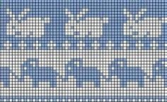Mittens with jacquard pattern – Search in … - embroidery Cross Stitch Pillow, Cross Stitch Borders, Cross Stitch Baby, Cross Stitch Charts, Cross Stitch Patterns, Fair Isle Knitting Patterns, Knitting Charts, Knitting Stitches, Filet Crochet