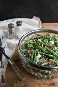 A Green Bean Side Dish way better than the green bean casserole we grew up on!
