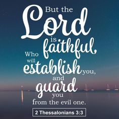 2 Thessalonians - Guard You - Bible Verses To Go Encouraging Bible Verses, Inspirational Verses, Bible Verse Art, Bible Encouragement, Biblical Quotes, Bible Verses Quotes, Bible Scriptures, Christian Encouragement, 2 Thessalonians 3