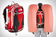 It may seem expensive, but if it keeps you afloat in an avalanche, it'll seem like a bargain. The North Face Patrol Avalanche Airbag Pack ($1,200) is a fully serviceable backpack, with internal pockets in the main compartment for organization, a ski or snowboard carry system, and a large tool pocket. The real highlight, however, is the integrated ABS airbag system that, with a pull of the handle on the left shoulder strap, uses compressed nitrogen to inflate two large airbags that will help…