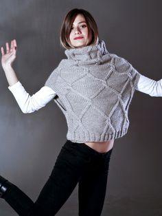 AERO SUPRISE 4in1 Vest/Sweater от NihanAltuntas на Etsy