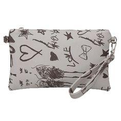 97da4f3e0a7 Xiniu women wallets long wallets with clip Graffiti Women s Clutch Bag  Envelope Bag wallets female