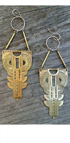 Gibson Earrings