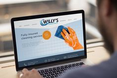 Logo Design | Visual Identity | Branding | Website WILLY'S  Visit our behance and see our work. Let's go!!! Click here: https://www.behance.net/mujecreations  #logo #logos #logodesigns #brands #branding #branddesign #website #websitedesign #logodesign #visual #visualartist #visualart #visualidentity #websitedevelopment #advertising