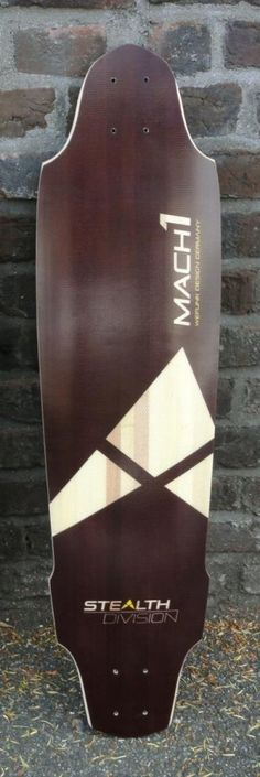 Wefunk Mach 1 Deck - Canada's Largest Online Longboard Skateboard Retailer