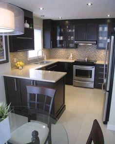 Aquela cozinha que faz os olhos brilharem. #kitchen