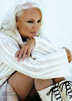 model Grethe Kaspersen