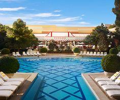 Best Pools in Las Vegas: Wynn Las Vegas Resort