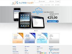 AltroHost E-commerce WebSite www.altrohost.com