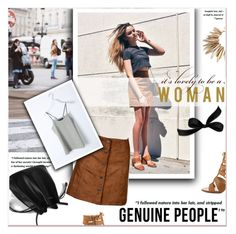 """""""Genuine People"""" by janee-oss ❤ liked on Polyvore featuring STELLA McCARTNEY, Dolce Vita and Genuine_People"""