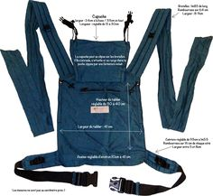 Babycarrier-Storchenwiege-mesures This page has measures of most brands of mei-tai