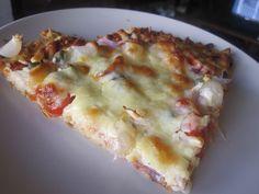 LCHF Pizza MUST TRY! Blomkålspizzaen er også en populær måde at få pizza på, den er bare ikke rigtig lykkedes for mig endnu :/