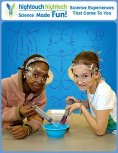 High Touch High Tech science education franchises have been fueling the imaginations of children everywhere since 1994 by providing FUN interactive hands-on science and nature experiences. Through discovery style learning and inquiry based dialogue children are engaged in exciting programs that encourage them to explore the many wonders of science.